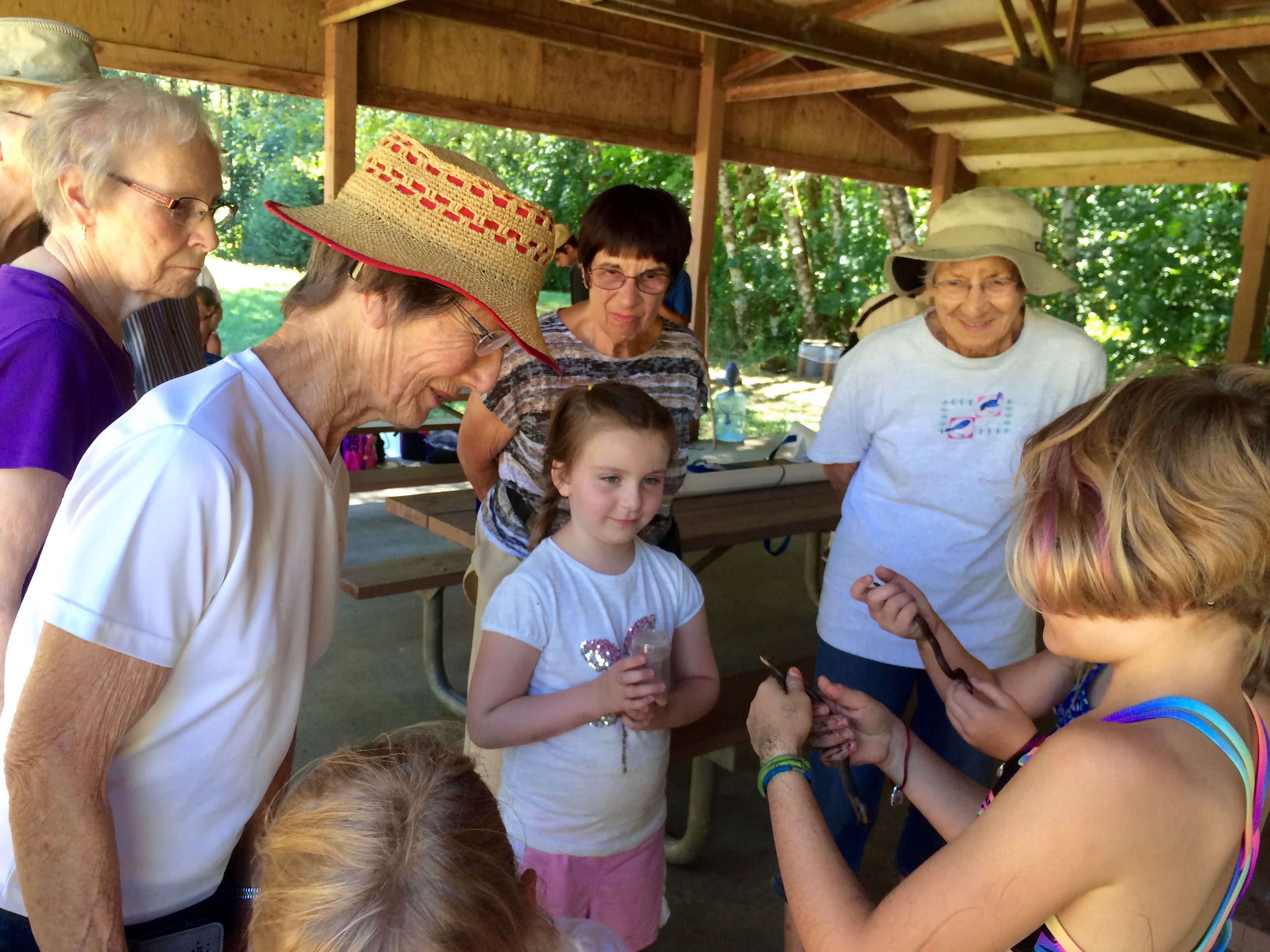Adult & Family Nature Programs